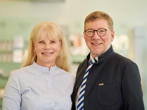 Annette und Andreas Trabert